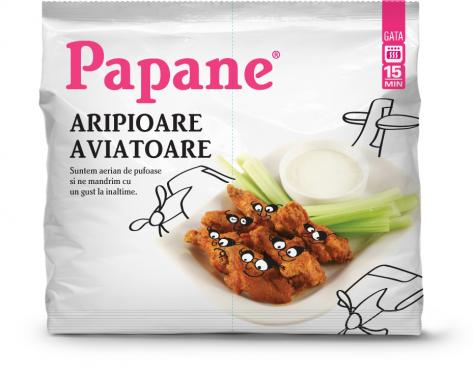 Papane Chicken Wings